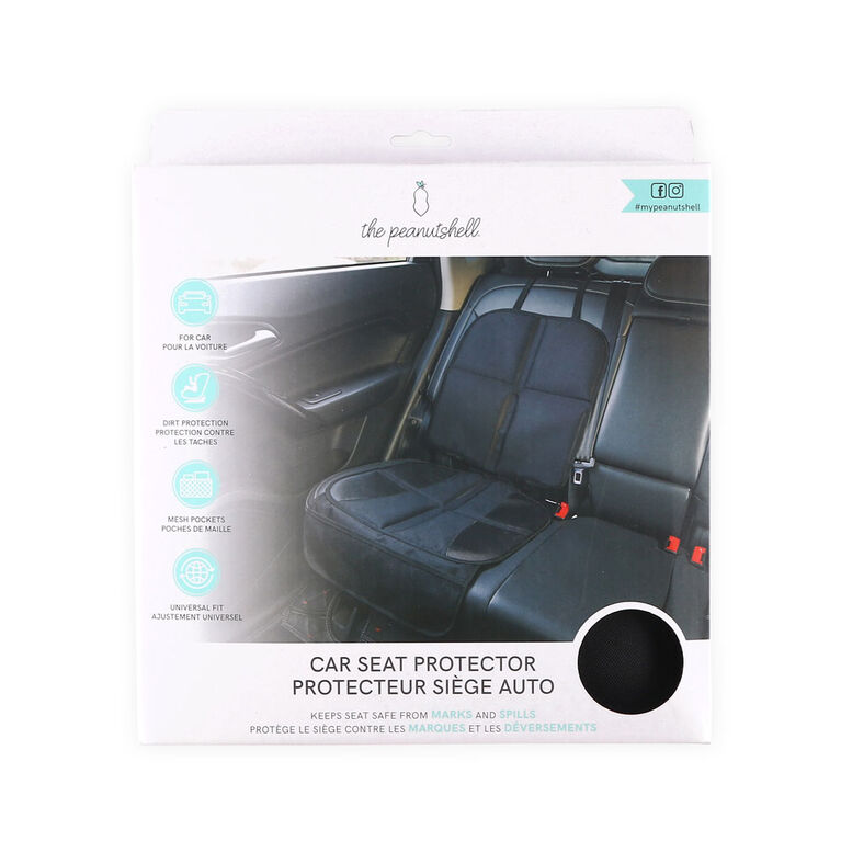 The Peanutshell Car Seat Protector