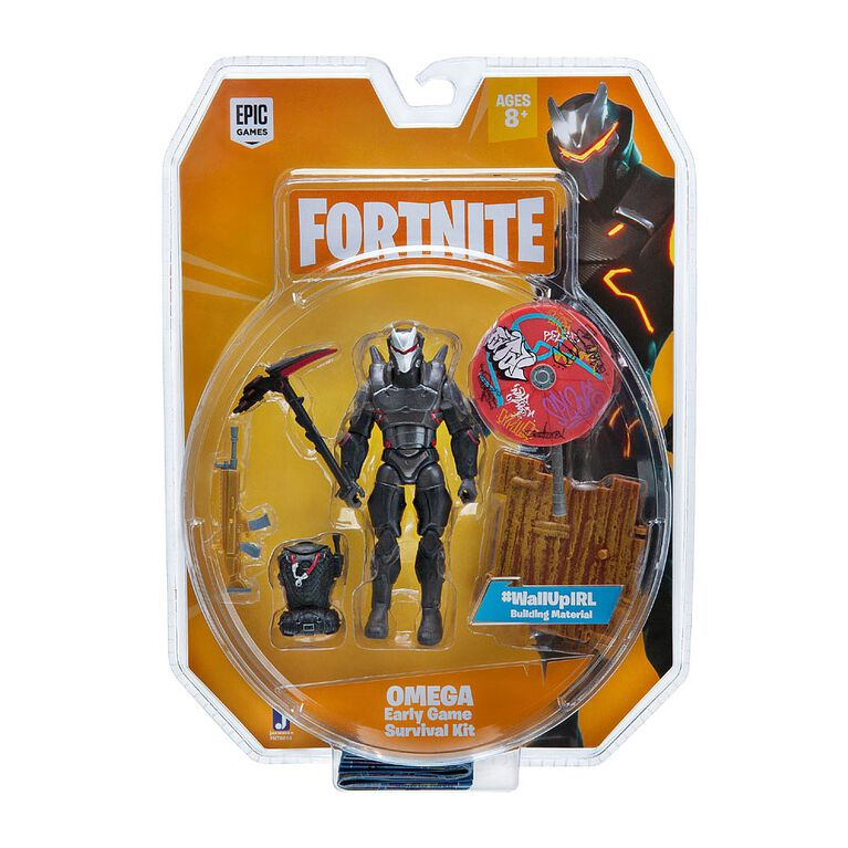 Fortnite Early Game Kit de survie 1 Pack de figure.