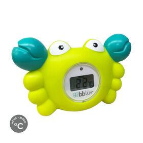 bblüv Kräb - Bath Thermometer Toy