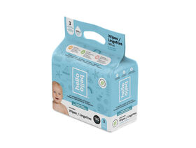 Hello Bello - Wipes 3-PK - 180 Count