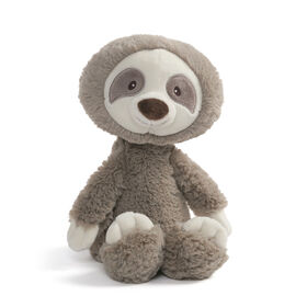 Baby GUND Baby Toothpick Reese Sloth Plush Stuffed Animal, Taupe, 12 Inch