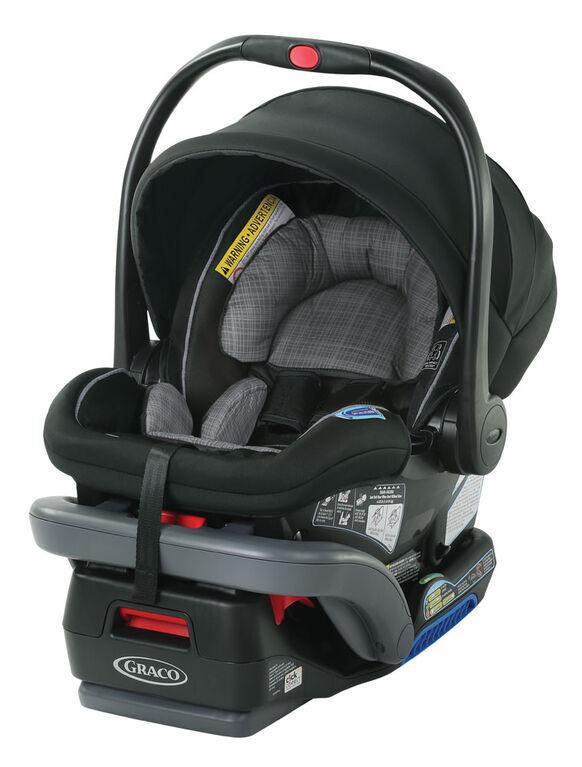 Siège d'auto pour bébé SnugRide SnugLock DLX 35 de Graco - Zayn