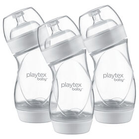 Biberon anti-colique de Playtex Baby - 6 oz - Paquet de 3