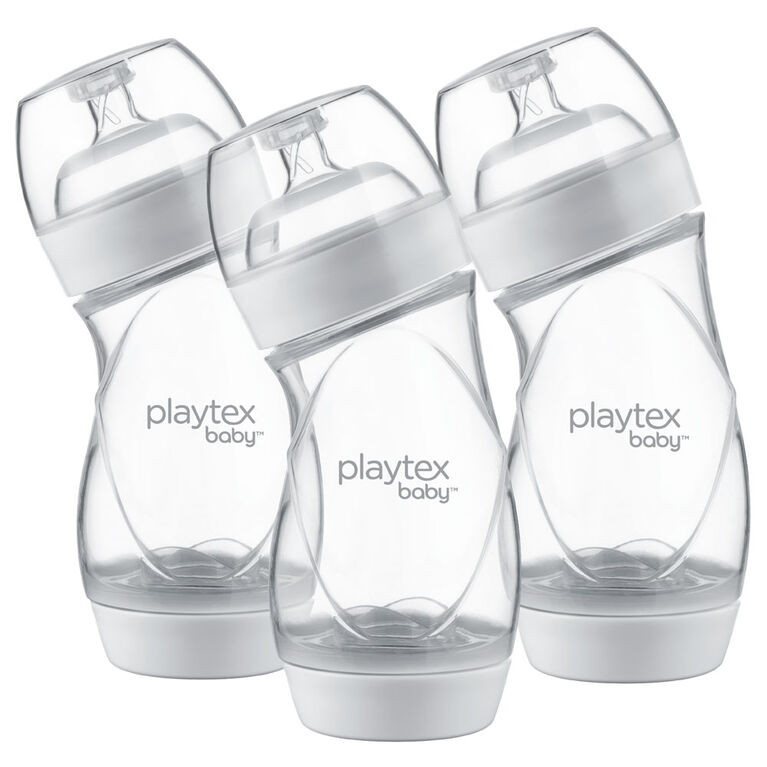 Playtex Baby Anti-Colic Bottle - 6oz - 3 Pack