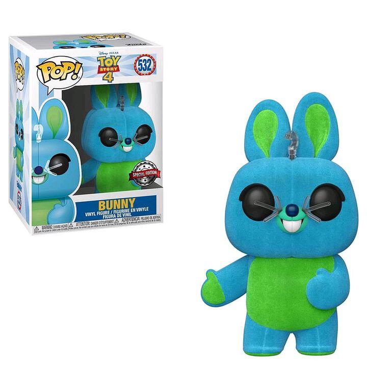 Figurine en vinyle Bunny de Toy Story 4 par Funko POP!. - Notre Exclusivité