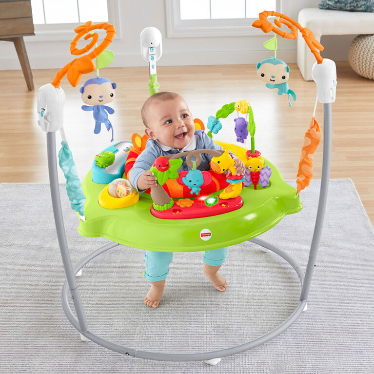 Jumperoo Tigre de Fisher-Price - Notre exclusivité