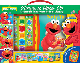 Me Reader Jr. - Sesame Street - English Edition