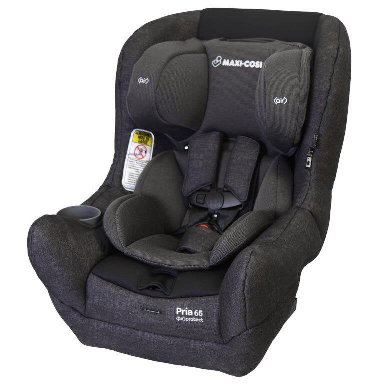 Maxi-Cosi Pria Convertible Car Seat - Black