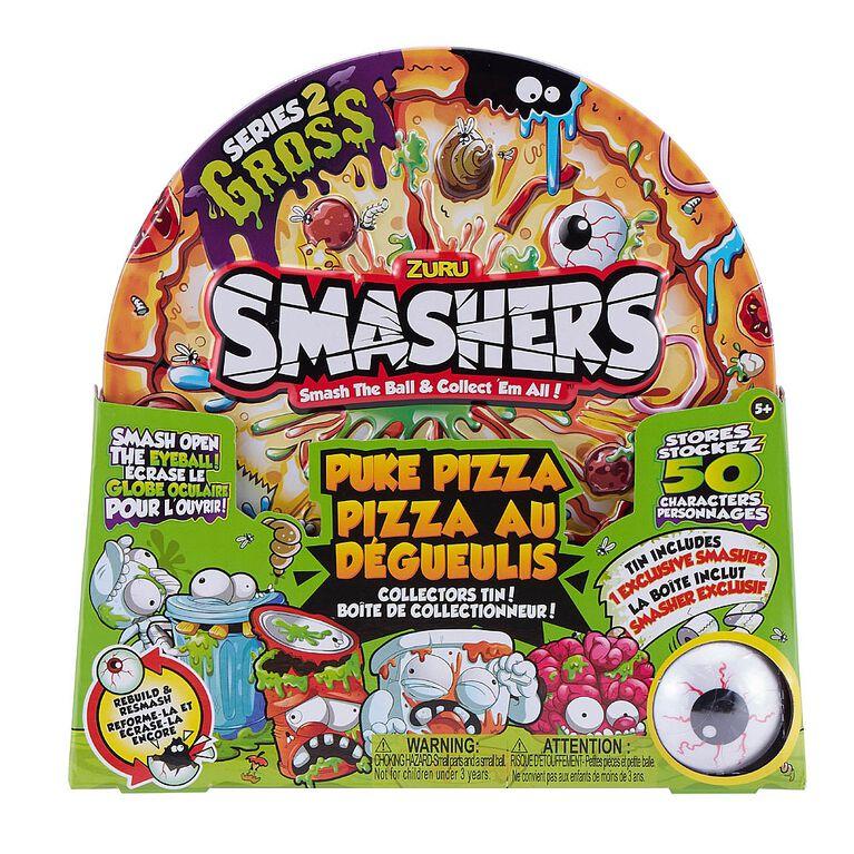 Boîte en métal de collection SmashersS2. - Notre Exclusivité