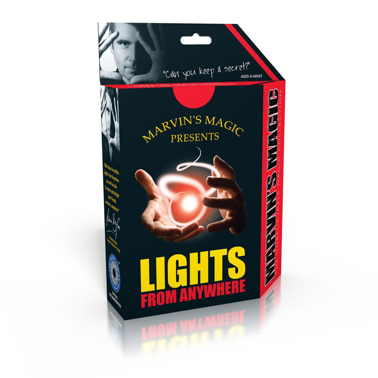 Marvin's Magic Lights from Anywhere - styles may vary