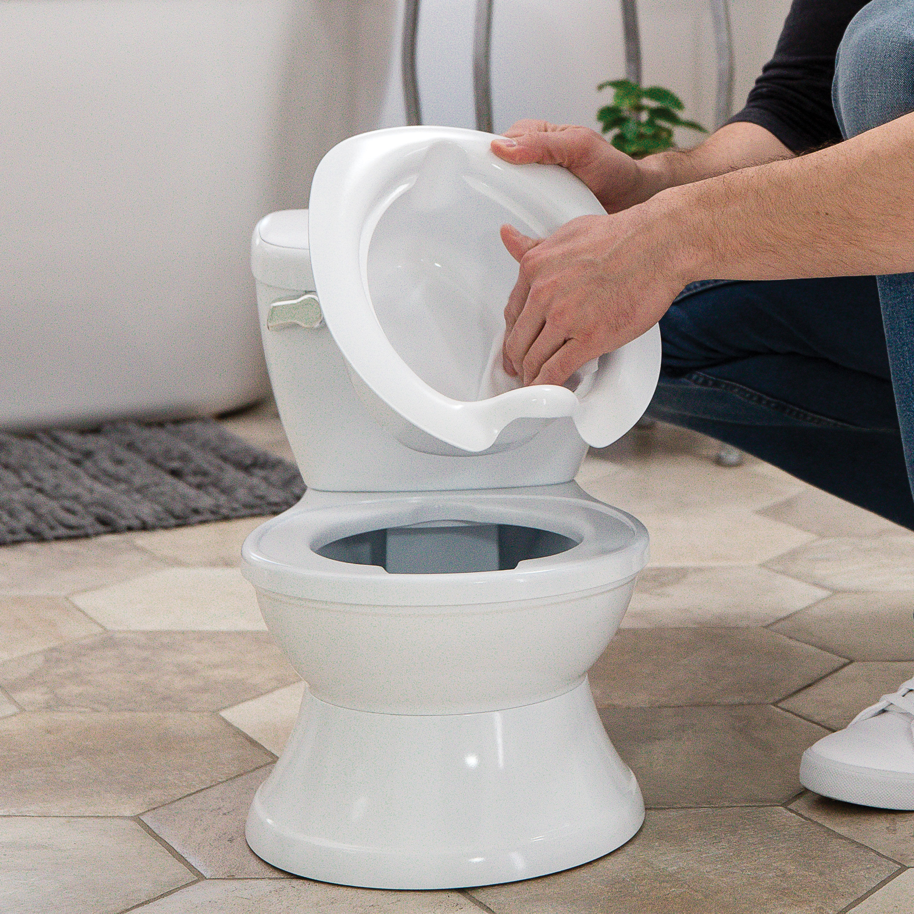 Summer Infant My Size Potty Transitions White