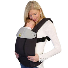 Lillebaby Carrier - Complete - All Seasons - Charcoal and Silver