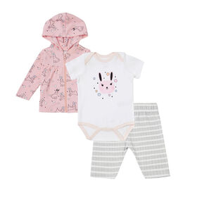 earth by art & eden Reece 3-Piece Set - New Born