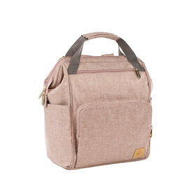 Lassig Glam Goldie Backpack Diaper Bag - Rose