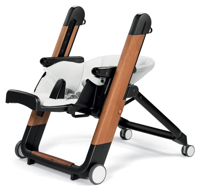 Peg-Perego - Siesta High Chair  - Ambiance Brown (Eco-Leather)