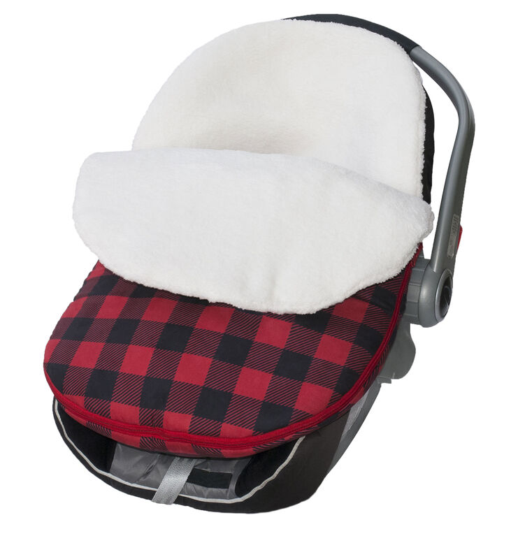 Jolly Jumper Cuddle Bag - Water Resistant - Red/Black