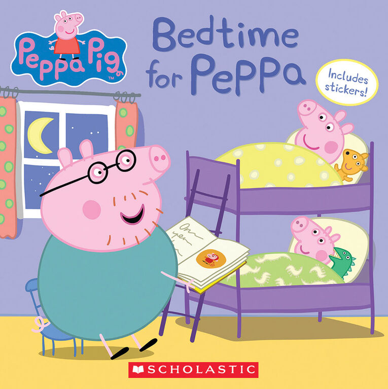 Bedtime for Peppa - English Edition