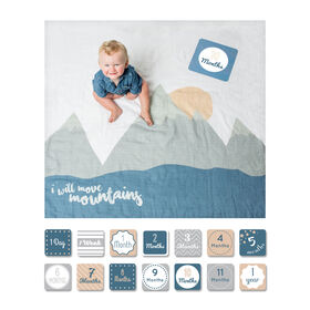 Lulujo - Baby's 1st Year - I Will Move Mountains