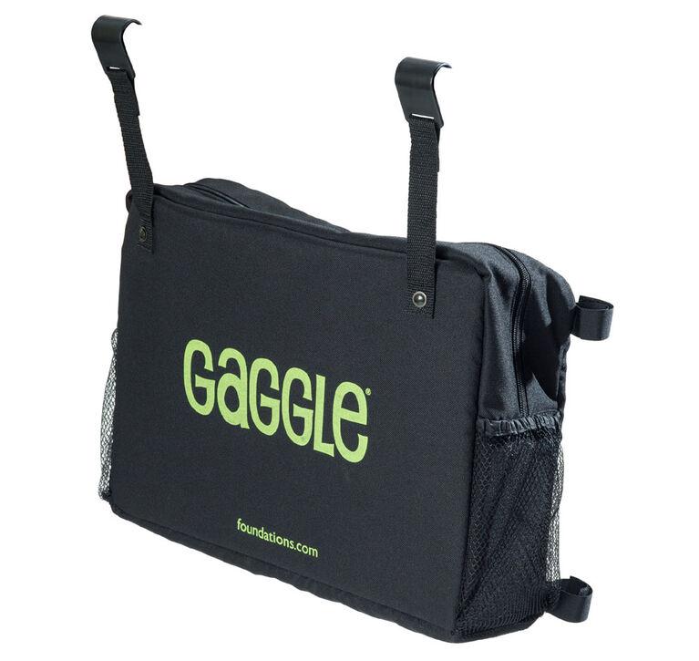 Sac fourre-tout pour poussette GaggleMD 6 passagers de Foundations