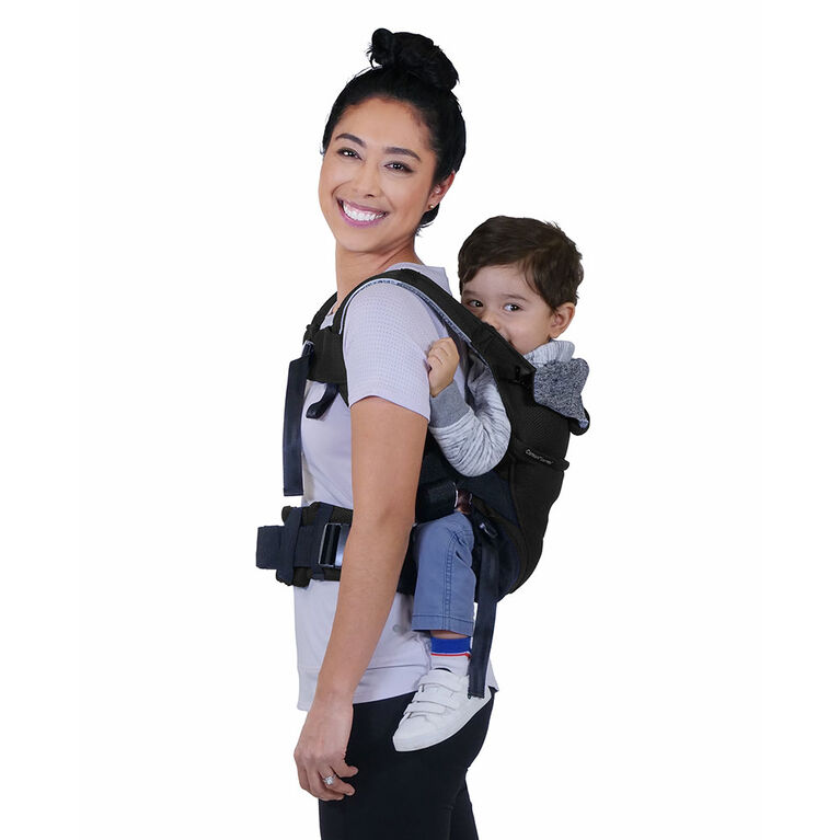 Contours Journey Go 5-In-1 Carrier - Night Black