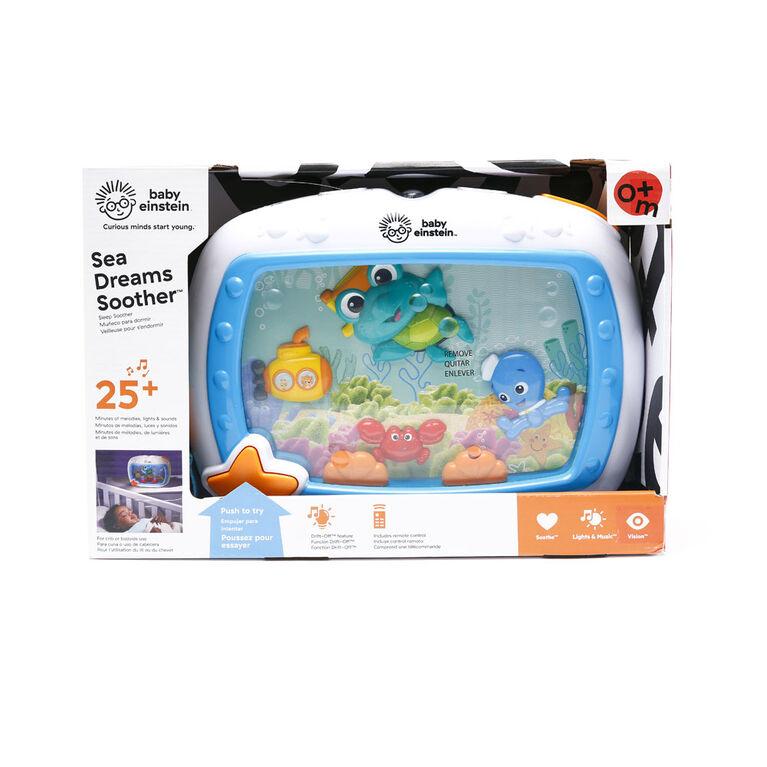 Sea Dreams Soother Crib Toy