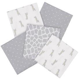 Gerber  5-Pack Receiving Blankets - Giraffe