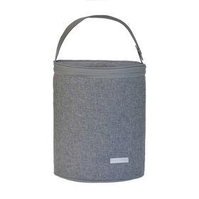 JJ Cole Bottle Cooler Bag - Heather Grey