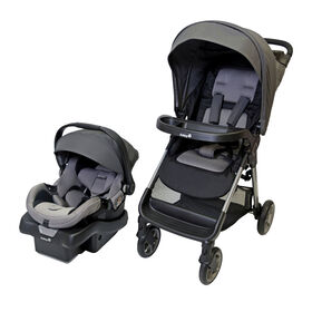 Safety 1st Smooth Ride LX Travel System - Monument