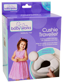 Baby Works Cushie Traveller Potty Training Seat