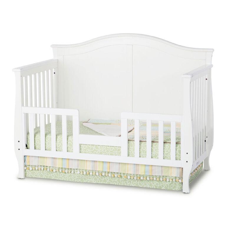 Child Craft Camden 4-in-1 Convertible Crib - Matte White