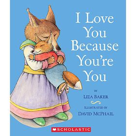 I Love You Because You're You - English Edition