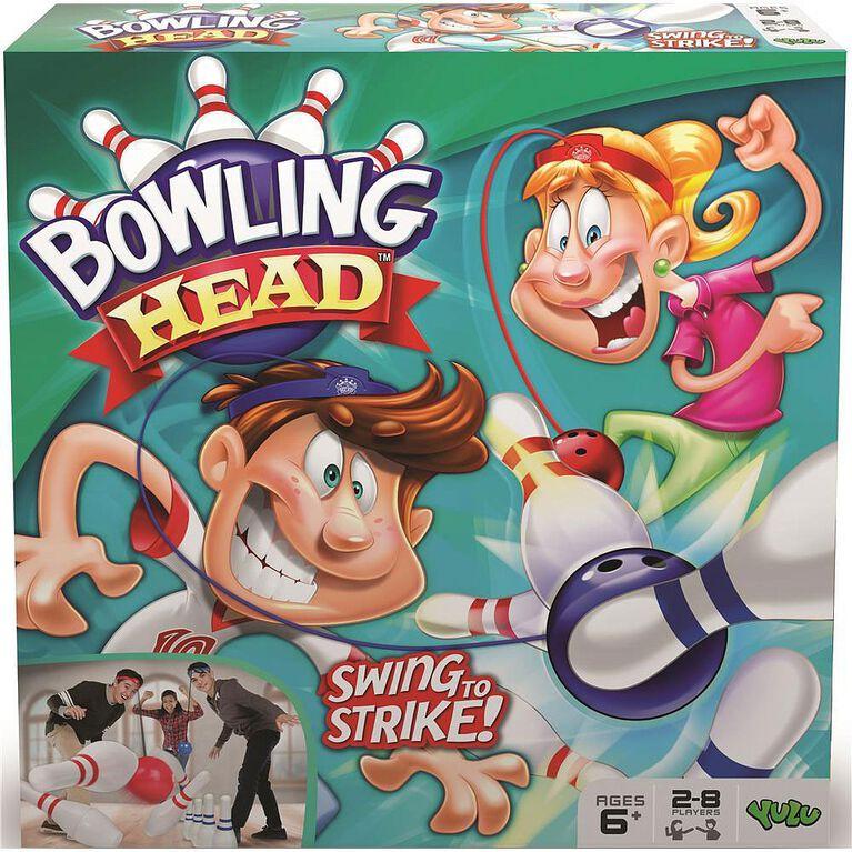 Jeu Bowling Head.