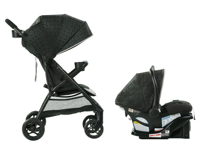Graco Nimblelite Travel System- Frisco