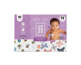 Hello Bello - Club Diaper Bees/Butterflies - Size Newborn