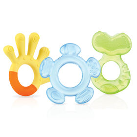 Nûby 3-Step Teether Set