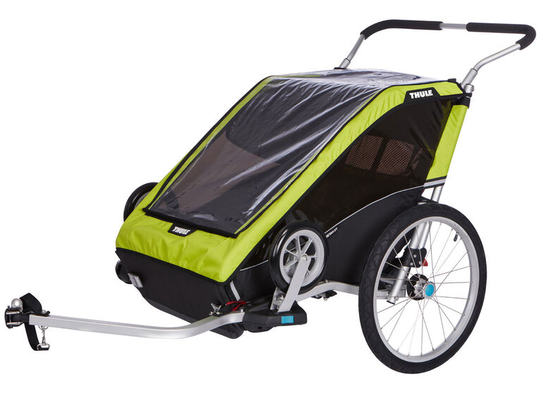 Thule Chariot Cheetah Xt 2 +Cycle/Stroll.