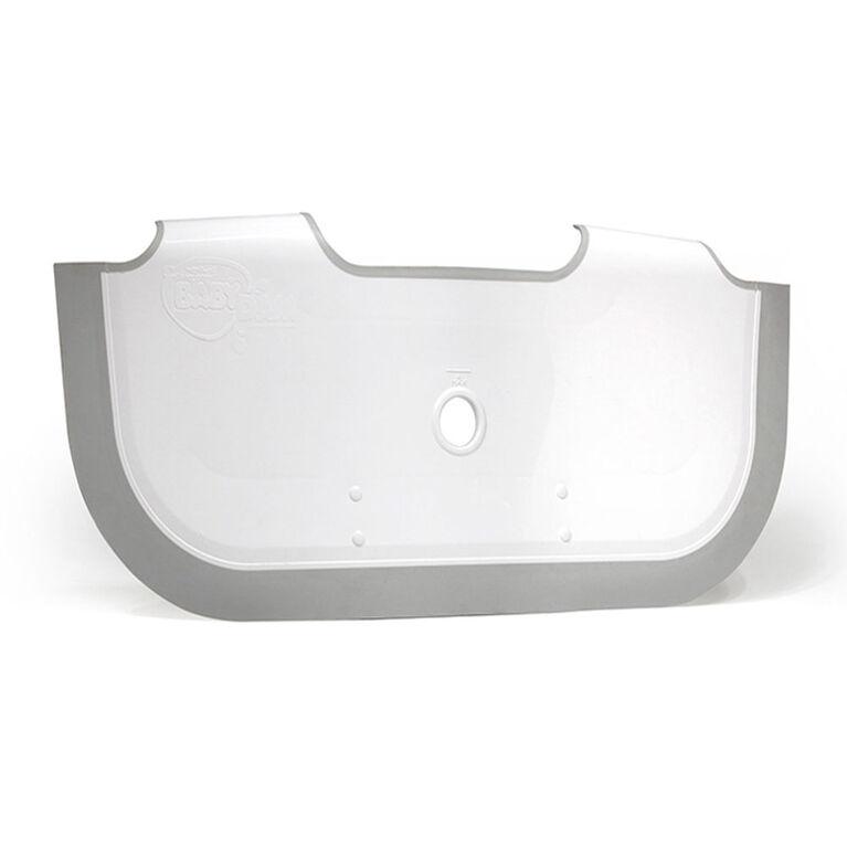 Baby Dam Bath Divider - White/Grey