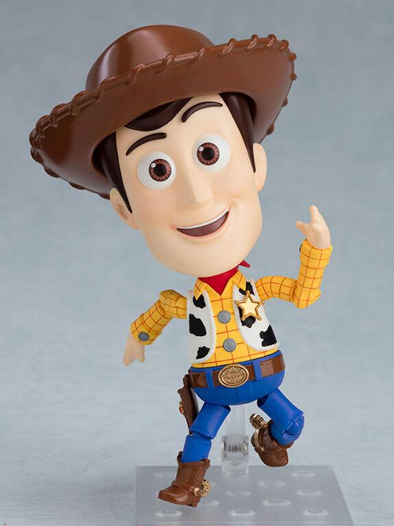 Good Smile Company - Histoire De Jouets - Figurine Nendoroid Woody De 10 Cm (4 Po) - Édition Anglaise
