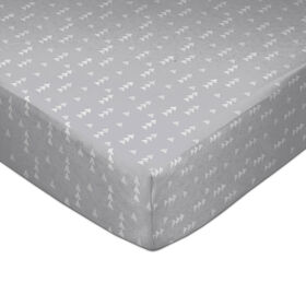 Lolli by Lolli Living Fitted Sheet - Triangles