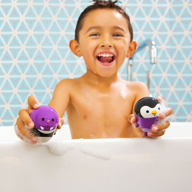 CleanSqueeze Mold-Free Bath Squirts