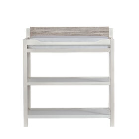 Suite Bebe Hayes Changing Table - White/Natural||Suite Bebe Hayes Changing Table - White/Natural