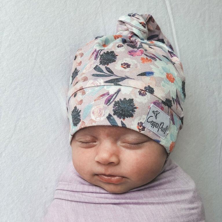 Copper Pearl chapeau réglable top knot Morgan