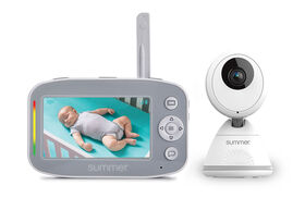 Summer Infant Baby Pixel Cadet 4.3 Inch Colour Video Monitor