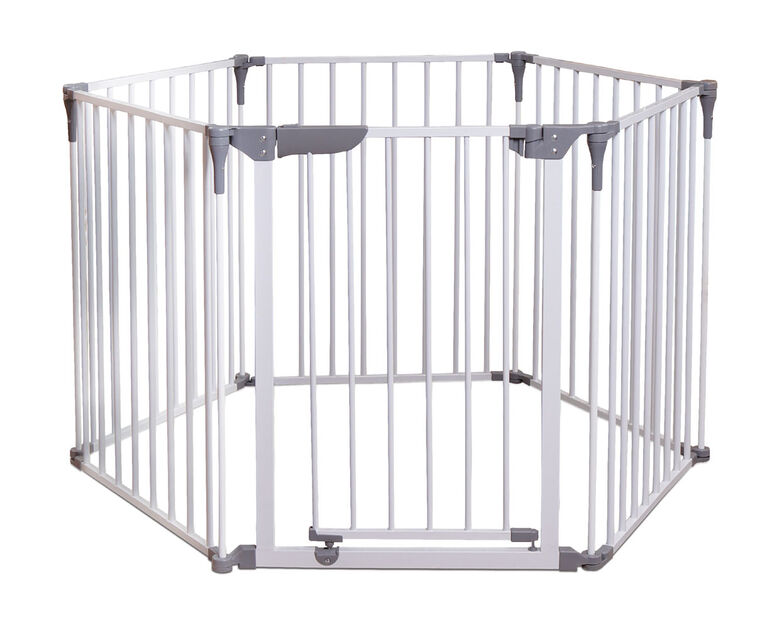 Dreambaby Royale Converta 3-in-1 Play-Pen Gate - White