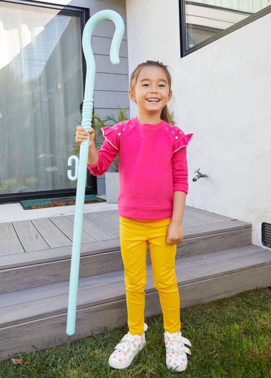 Disney Pixar Toy Story4 Jouet La Bergère articulée avec bâton.