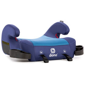 Diono Solana 2 Backless Booster Seat  -  Blue