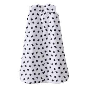 Sac de nuit SleepSack de HALO – Motifs + noir et blanc - Laine polaire - Petit.