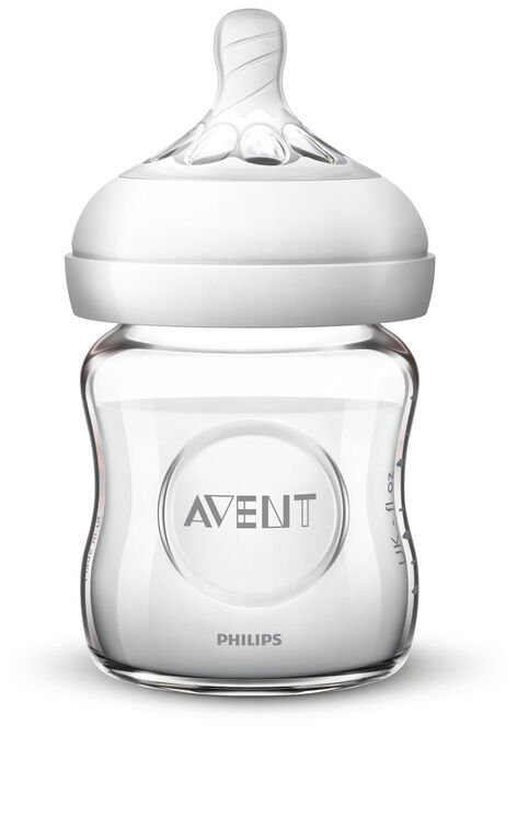 Philips Avent Natural Baby Bottle Nipple, Newborn 0M+, 2-Pack