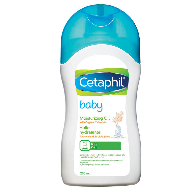 Cetaphil Baby Moisturizing Oil 200 ml
