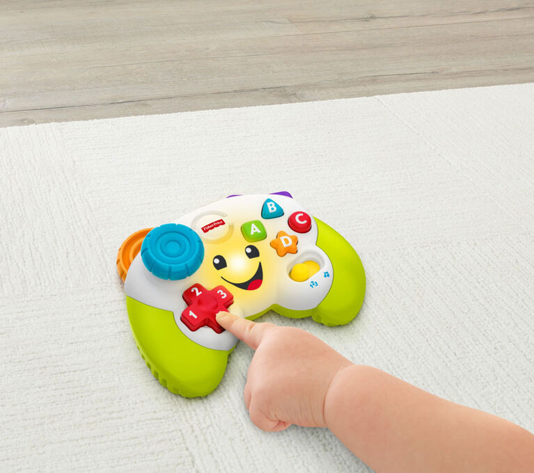 Fisher-Price Laugh & Learn Game & Learn Controller - English Edition